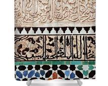 einzigartige artikel zum thema marokkanische gardinen etsy. Black Bedroom Furniture Sets. Home Design Ideas