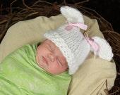 Baby Bunny kids hat bunny costume newborn hat for kids Easter