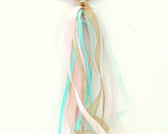 Starfish, MERMAID Wand, Mermaid PARTY Supply, ANY Color, Under the Sea Party, Mermaid Party, Starfish Wand