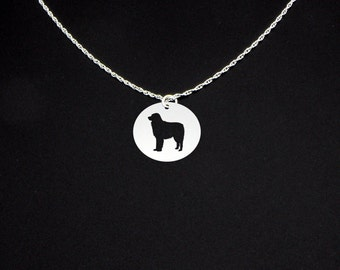 Miniature American Shepherd Necklace - Miniature American Shepherd Jewelry - Miniature American Shepherd Gift