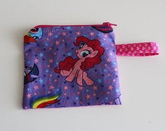 My Little Pony Pinkie Pie Zipper Pouch Wallet