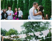 6 Pack - Papel Picado Wedding Banners - 6 Beautiful Banners