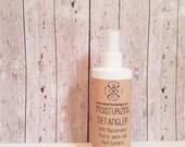 Detangler Detangling Mist Spray Marshmallow Hair Care Nevermore Body Company Natural Moisturizing Conditioner