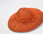 DENIM + GLITTER, reversible Pool / Lounge HAT