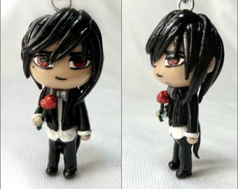 Customized figurine formal attire | butler, gentleman, groom, suit, tailcoat, tuxedo, romantic, valet, pianist, musician, polymer clay