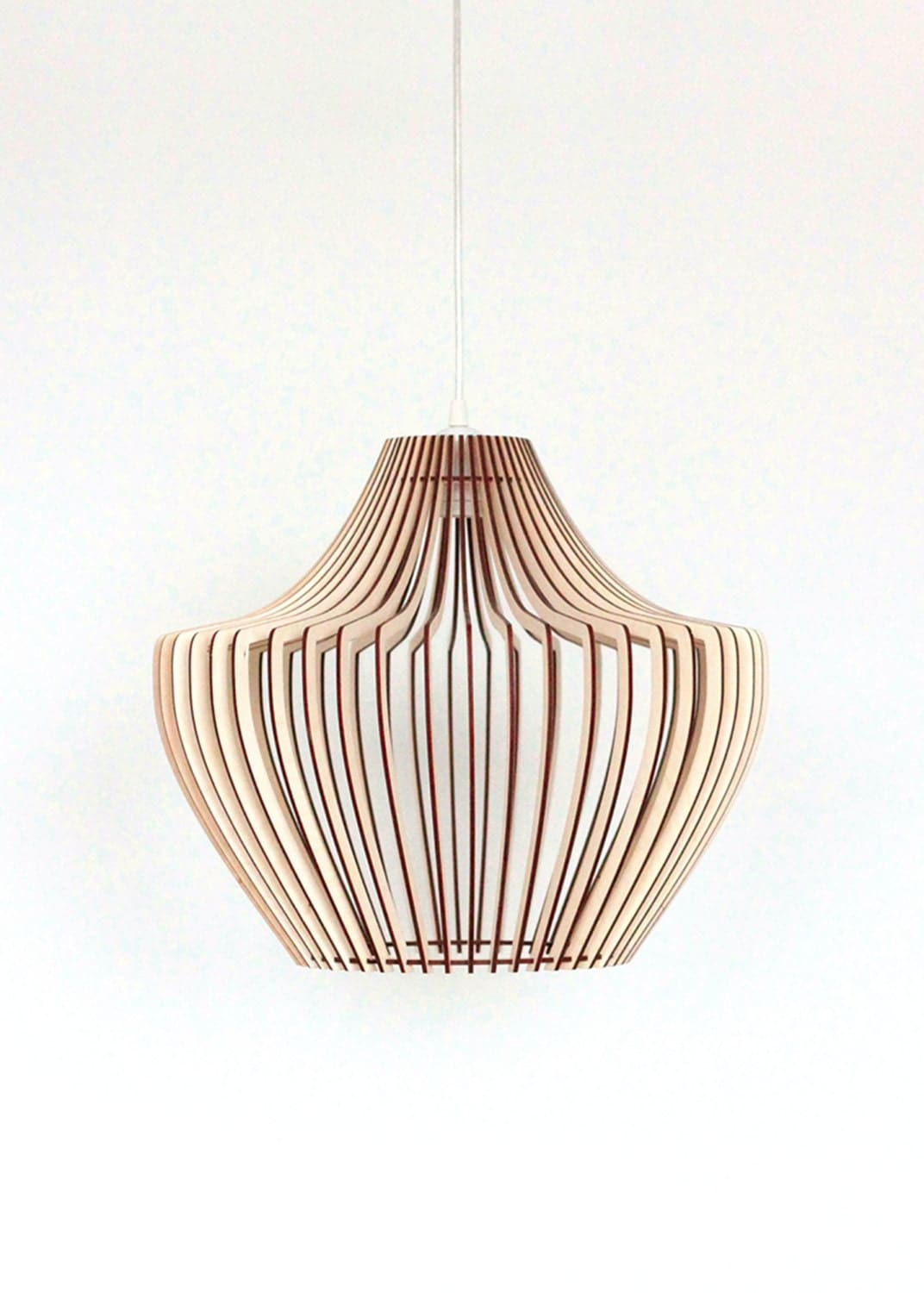 Wood lamp wooden lamp shade hanging lamp pendant for Ceiling lamp wood