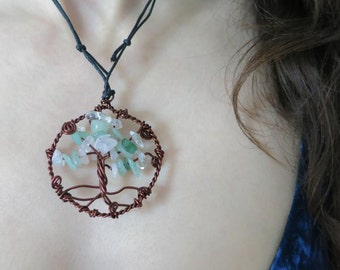 Heart Conductor - Tree of Life Pendant