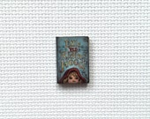 Little Red Riding Hood Mini Fairy Tale Book Needle Minder
