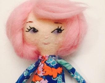 Handmade Art Doll