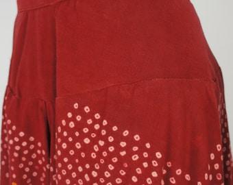 Vintage 70's Indian Peasant Skirt