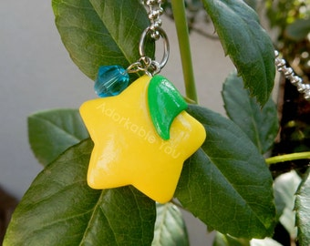 Paopu Fruit Whole (charm/pendant/cabochon)