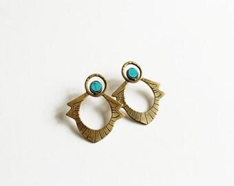 15% off Alabra earrings