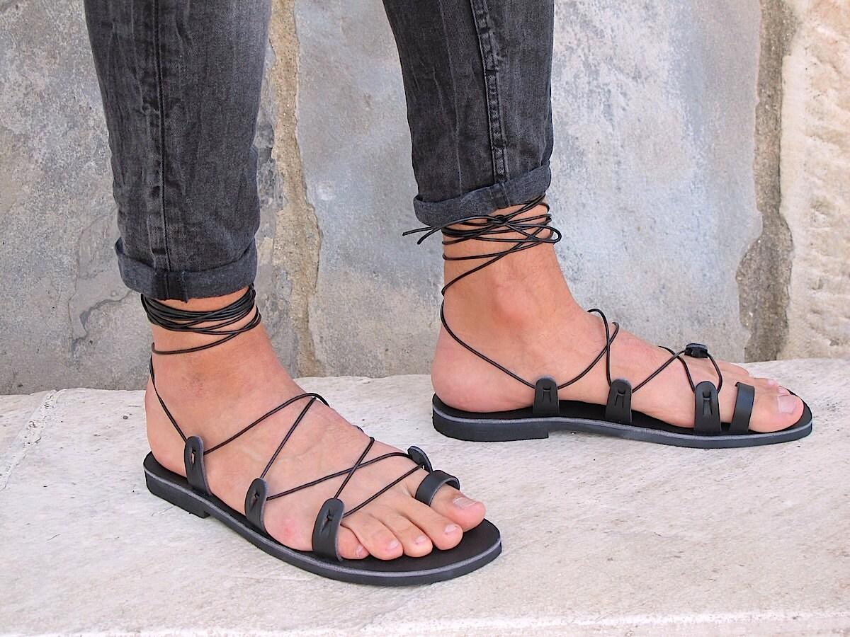 Sandalias y Chanclas de Hombre Zapatos Moda