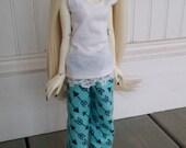 MSD Arrow Fuzzy Pajama Pants