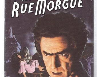 Murders in the Rue Morgue 1932, Story by EDGAR ALLAN POE