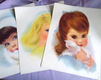 3 beautiful posters (1950)