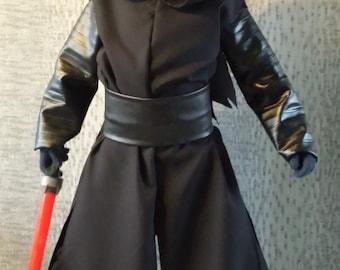 Kylo Ren inspired costume handmade in all sizes