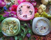 CLEARANCE 6 oz SOY CANDLE / select your scent