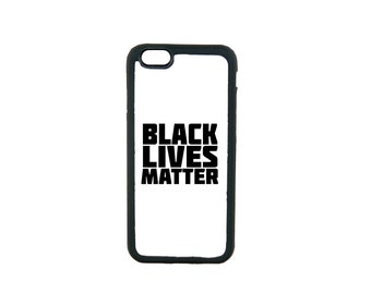 BLM BLACK LIVES Matter Movement usa Apple iPhone 4 4S 5 5S Se 6 6S 6 6S Plus 7 7 Plus Samsung Galaxy S3 S4 S5 S6 S7 Note 4 5 Cover Case