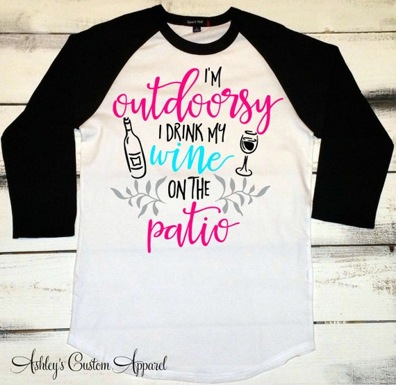 Funny Drinking Shirt Wine Shirt Shirts With Sayings I Just