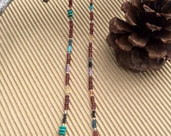 Garden Sunset Necklace