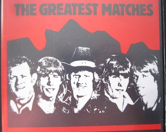 The Von Erichs, Front Row Ringside, wrestling, collectible VHS tape