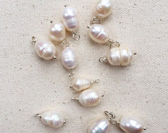 Jewelry, Pearl, Charm, Pendant , Add a Charm