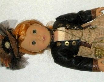 "Steampunk for 18"" Doll like American Girl"