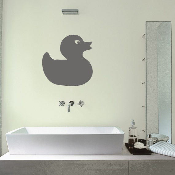 rubber duck bathroom wall sticker duck wall decal childrens rubber duck bathroom wall sticker duck wall decals childrens