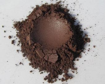 Mocha Mineral Makeup Eye Shadow