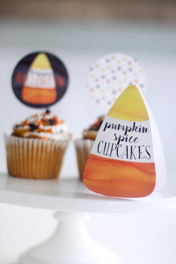 Halloween Party Food Tags |Halloween Party Food Labels