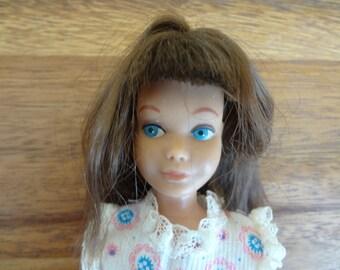 Skipper ~ Brunette Skipper with cut hair