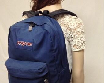Jansport backpack,Blue ,Backpack bag,shoulder bag