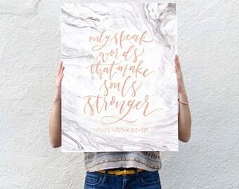 Souls Stronger Poster