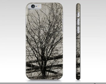 Tree iPhone 6 Covers, Vintage Tree Phone Cases iPhone 6, Fine Art Tree Cases, Vintage Tree Case For iPhone 6, Slim Protective Case