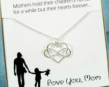 Mom Gifts, Gifts for Mom, Mom Necklace, Gifts for mom from Daughter, Gifts for mom birthday, Mother's Day gift, Christmas Gifts for Mom, Mom