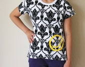 SHERLOCK  Bored! Collection Short Sleeved 100% Cotton Fan Shirt