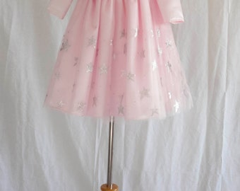 SUPER SALE Wizard of Oz Glinda Inspired Costume Cosplay for Toddler chest 20 waist 21, 18 month Ready To Ship