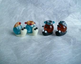 Snail chess set