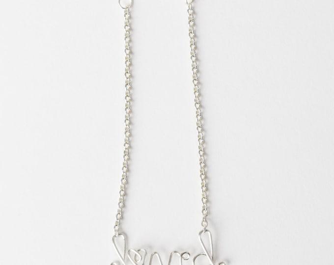 Loved Bracelet (Silver)