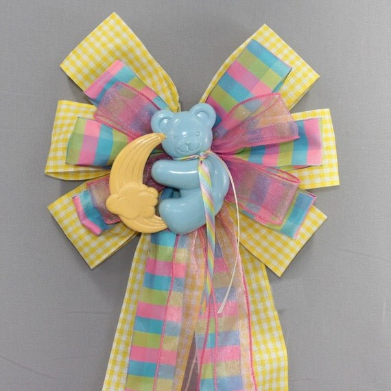 baby shower decorations bear baby shower by package perfect bows