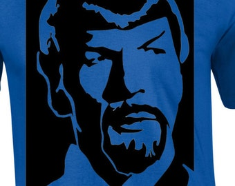 Spock T-shirt Star Trek