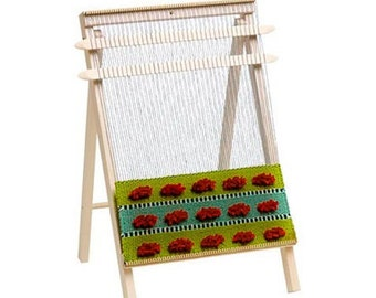 schacht school loom frame loom tapestry loom with stand project loom teaching weaving class loom