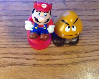 Super Mario and Koopa Toys