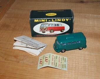 Vintage Lindberg Mini - Lindy Volkswagon Camper 7 -39