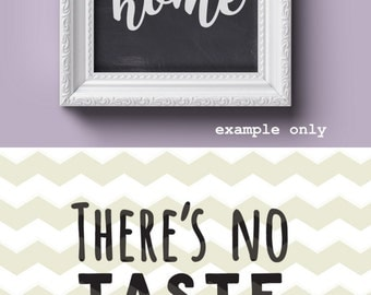 There's no taste like home, homemade cooking baking kitchen digital cut files, SVG, DXF, studio3 files for cricut, silhouette cameo, decals