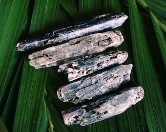 Large Gemmy Blue Kyanite, Reiki Infused, Crystal, Gemstone, Metaphysical