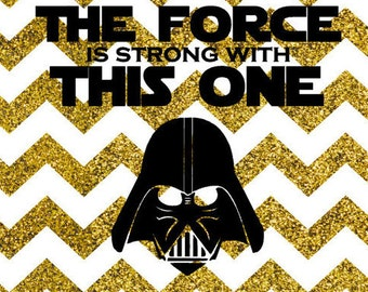 Force Is Strong SVG
