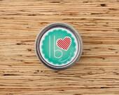 Organic Hard Lotion // Peppermint