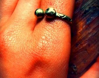 Ethnic Torque ring